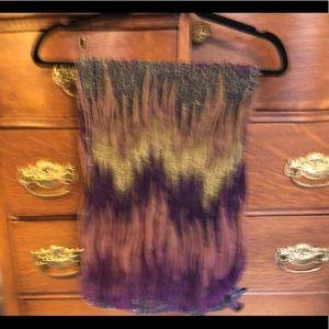 Charlotte Daniel Infinity scarf